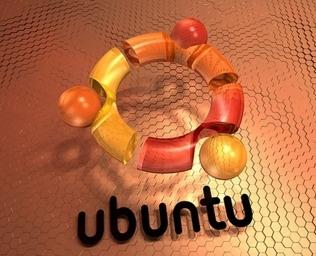 UBUNTU Release Ubuntu 3d Logo