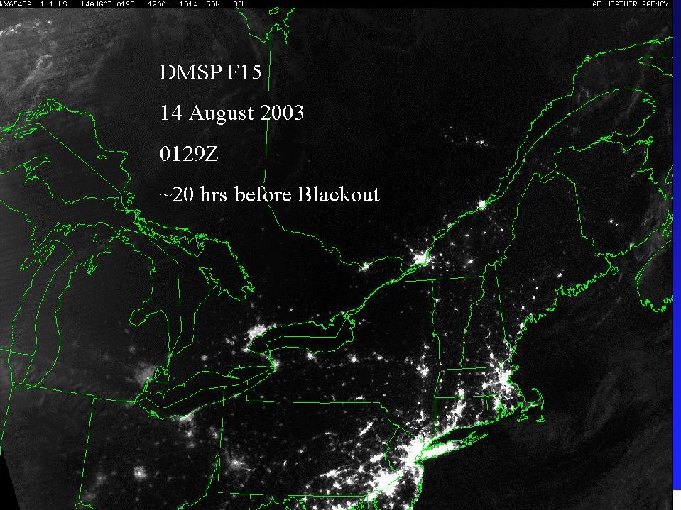 Some Satellite Photos Of Earth At Night - Satellite map of se us at night